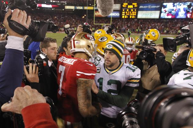 NFL Playoffs: Are Replacement Refs to Blame for Packers' Loss to 49ers?