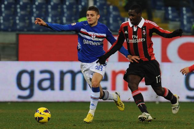 Sampdoria 0-0 AC Milan: Impressive Blucerchiati Share Points with the Rossoneri