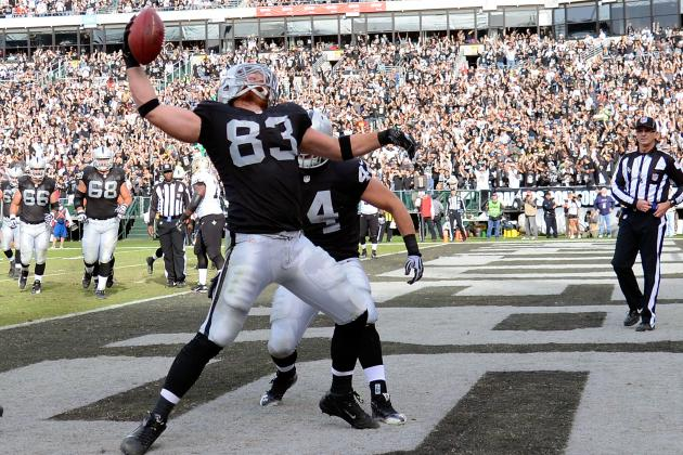 Raiders Shouldn't Worry If Brandon Myers Leaves Oakland