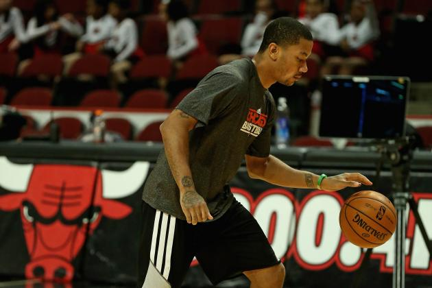 Bulls News: Chicago Smart to Take It Slow with Derrick Rose's Return