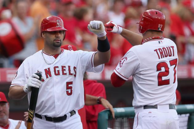 Pujols Likely In, Teammate Trout out for WBC