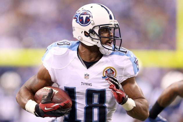 Tennessee Titans' Kenny Britt Sought by NJ Police for Questioning