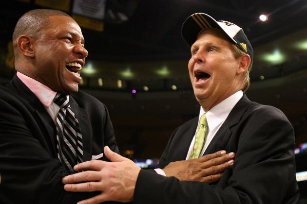 Danny Ainge Needs to Make Moves for the Celtics to Be a Legitimate Contender