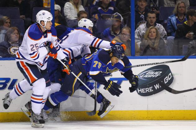 Oilers Recall Four