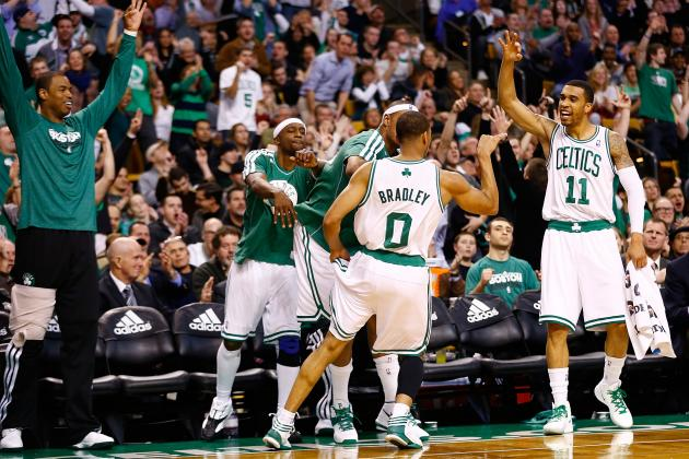 Boston Celtics Must Become Running Team to Get Back in Playoff Hunt