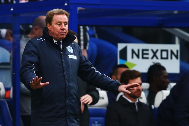 QPR vs. Tottenham: Rangers Will Use Momentum from Draw to Stave off Relegation