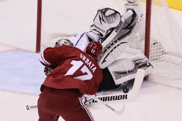 Coyotes Anxious to Regain the Energy and Emotion of Last Season's Playoff Run