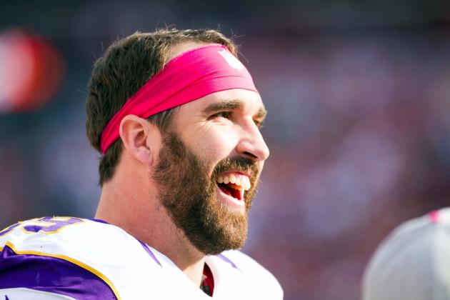 Breaking Down the Vikings 2013 Salary Cap: Where's the Money Best Spent?
