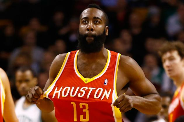 James Harden Must Be Considered for 2013 NBA MVP