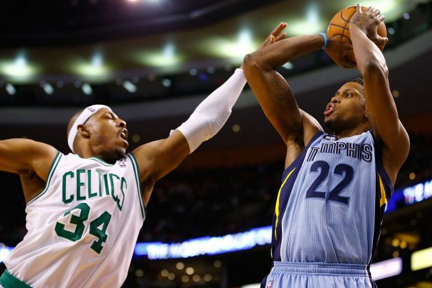 Rajon Rondo Wants Rudy Gay on the Celtics, Is Paul Pierce Trade Bait?