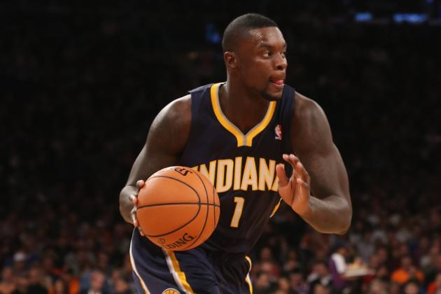 Stephenson Has Sore Right Foot