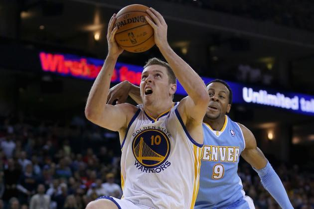 NBA Gamecast: Warriors vs. Nuggets