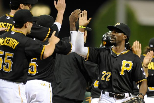 Pittsburgh Pirate Fanbase Delivers MLB 2013 Cover to Andrew McCutchen