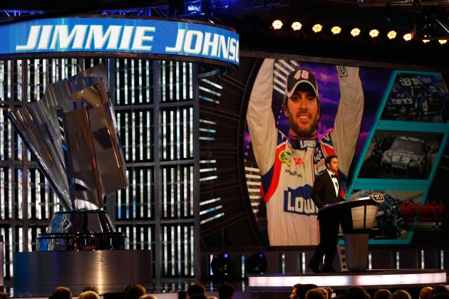 Has Jimmie Johnson's Dynasty Come to an End?