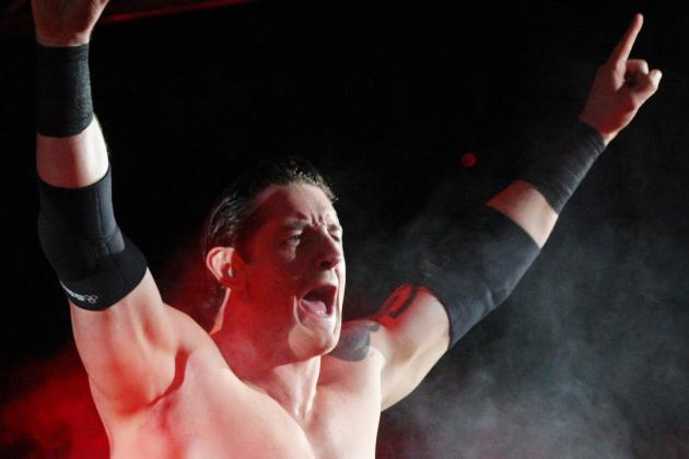 Wade Barrett: His Possible Future as a WWE Headliner