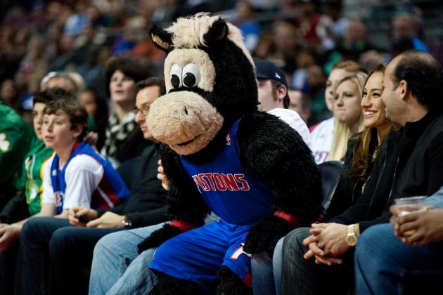 Pistons Take Fans with Them for London Game vs. Knicks
