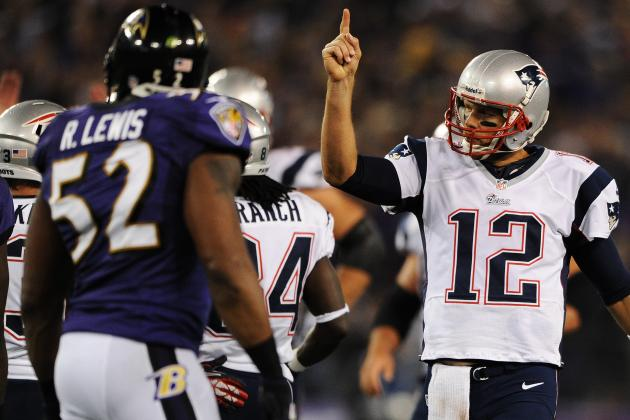 Ravens Get Patriots in AFC Championship