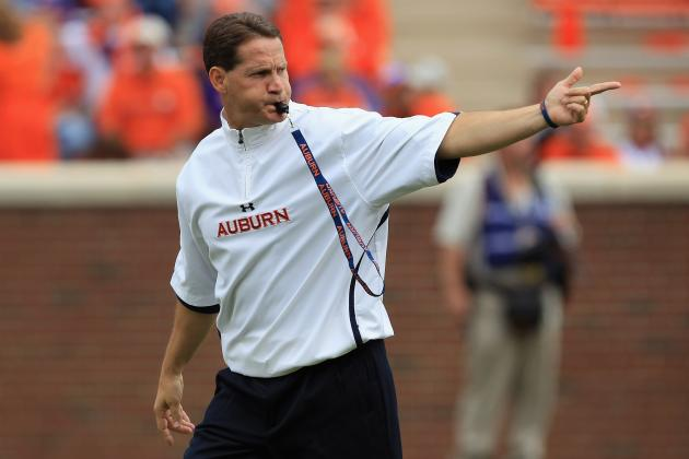 Auburn Football: Gene Chizik Might Have Just Saved His Job—Barely