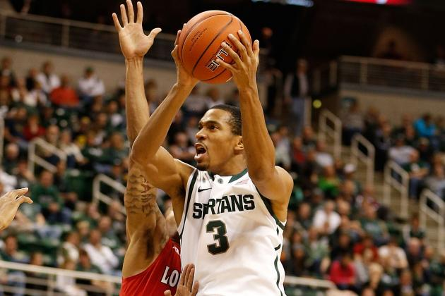 Report: Former MSU Guard Brandan Kearney Will Transfer to ASU