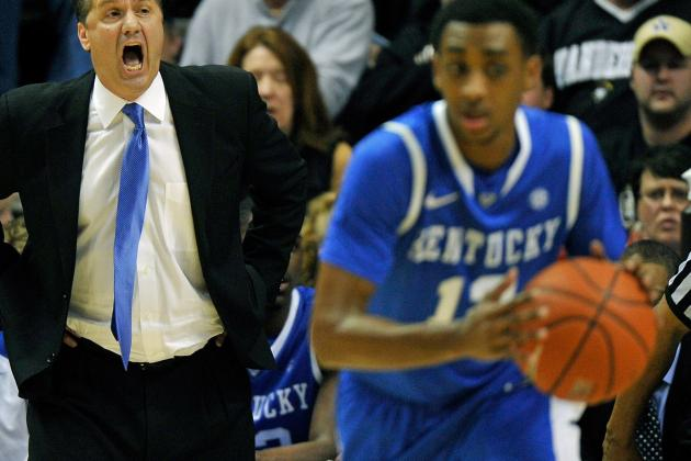 College Basketball: Why Tennessee vs. Kentucky Is the Game to Watch This Week