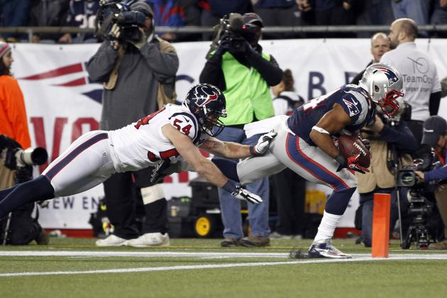 Texans vs. Patriots: Defense Fails Houston Again in New England