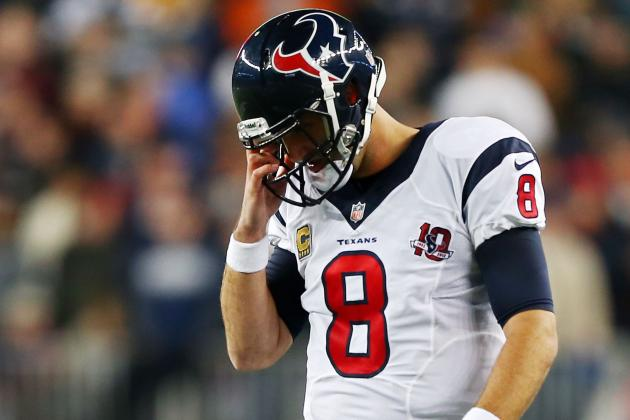 Texans a Good Team That Looks Far from Being Great