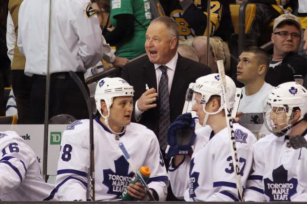 Leafs Look to Adopt Defensive State of Mind
