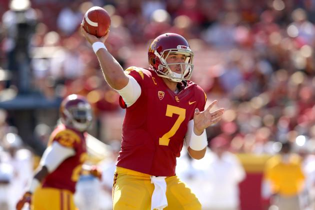2013 NFL Draft Order: Projecting Where First-Round Quarterbacks End Up