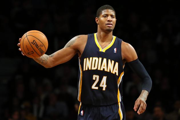 Paul George: (Illness) Playing Sunday