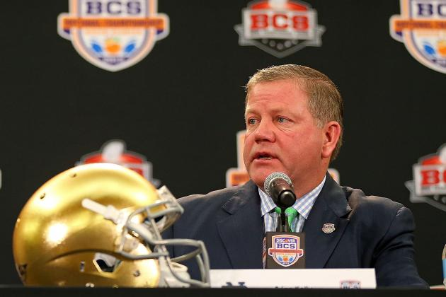 Notre Dame Football: What Brian Kelly's NFL Flirtation Means for His Future