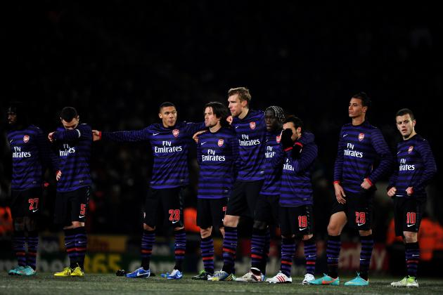 Arsenal FC: Which Gunners Must Step Up in 2013 for Top-4 Spot?