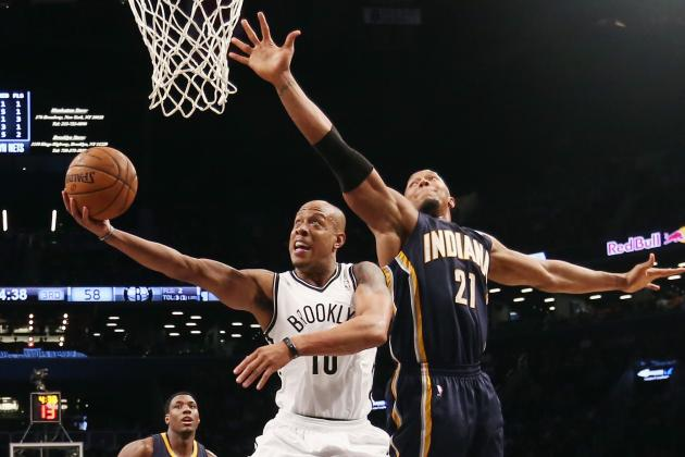 Nets Top Pacers, 97-86, with Surge in Fourth Quarter