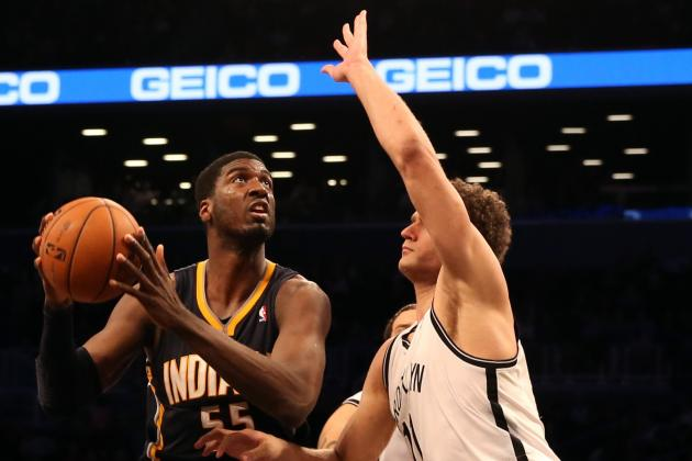 Pacers Crumble in 4th as Brooklyn Snaps Winning Streak