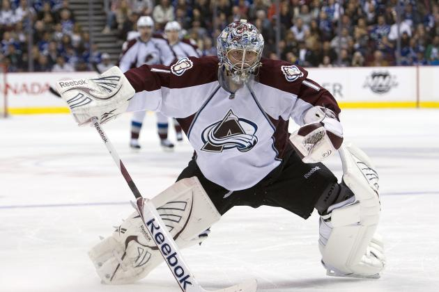 Colorado Avalanche Pluses and Minuses Entering 2012-13 Season