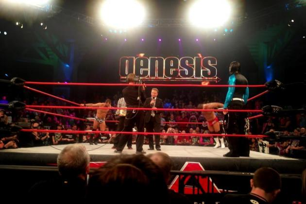 TNA Genesis 2013 Results: Winners, Twitter Reaction and Highlights