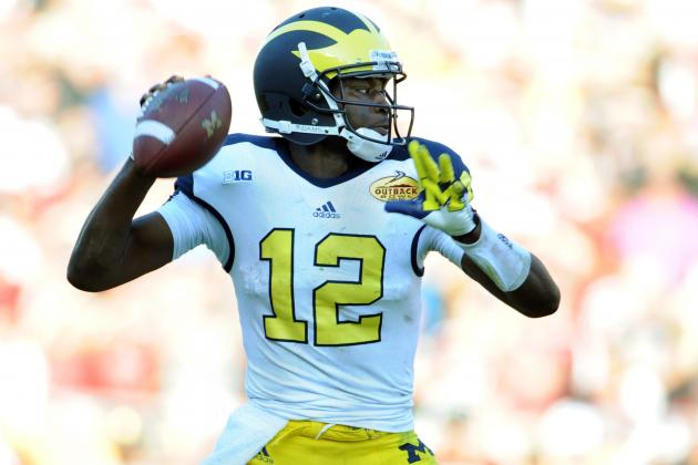 Michigan Football: 4 Reasons the Wolverines Will Surprise Us in 2013