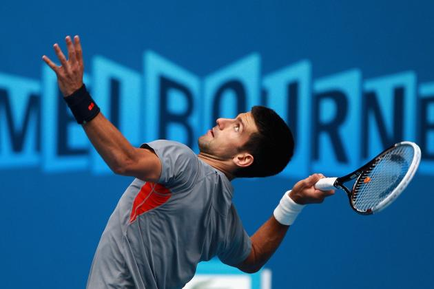 Australian Open 2013 TV Schedule: Complete Guide to Tennis' First Big 2013 Event