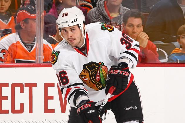 Chicago Blackhawks: Dave Bolland Should Get His Shot on the Second Line