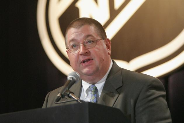 Video: GM Jay Feaster Talks Injuries, Camp, and the 2013 Season