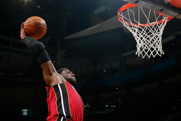 LeBron James Could Finish Image Makeover by Joining 2013 Slam Dunk Competition