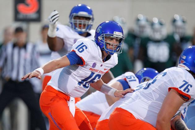 Boise State Football Overrated in ESPN's Way-Too-Early Top 25