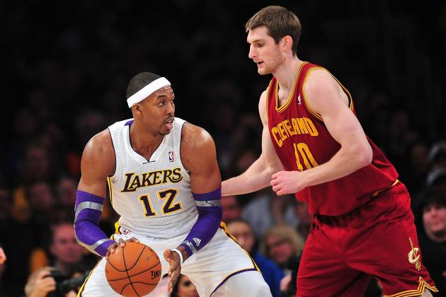 NBA Gamecast: Cavaliers vs. Lakers