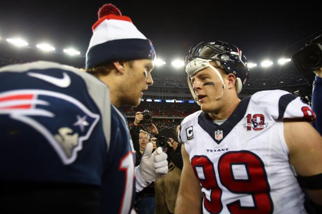 J.J. Watt Says Texans Needed to Create Turnovers to Beat Patriots