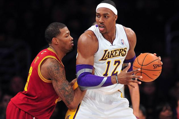 Rapid Reaction: Lakers 113, Cavaliers 93