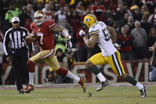Were the 49ers Saving Kaepernick's 'Pistol' Formation for the Playoffs?
