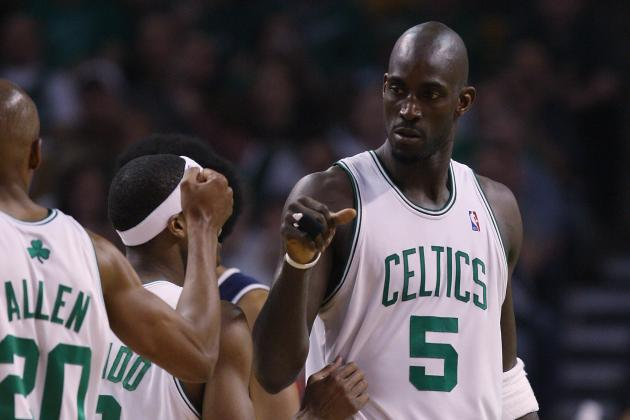 2008 NBA Playoffs: Kevin Garnett's True Value to the Boston Celtics