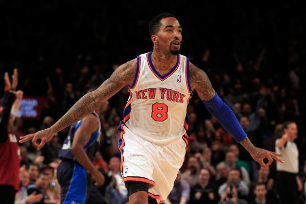 Does J.R. Smith Deserve Spot on NBA All-Star Team?