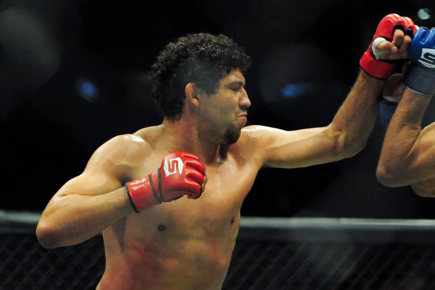 Benson Henderson's Manager Feels Gilbert Melendez Bout Is the Fight to Make