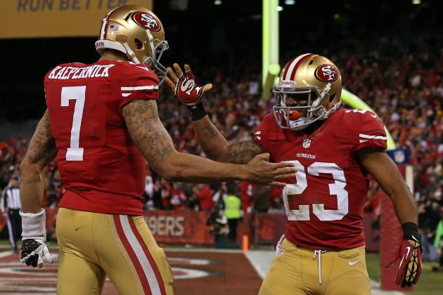 Oregon Ducks Football: LaMichael James' Impact for 49ers in the Playoffs