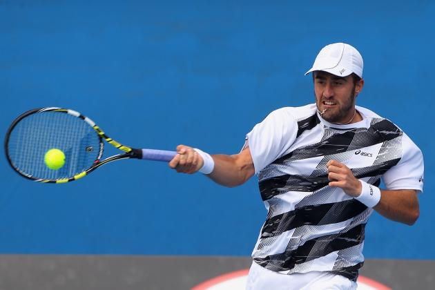 Australian Open: NCAA Champ Steve Johnson Impresses in Loss to Nicolas Almagro